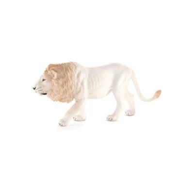 شیر سفید نر موجو (mojo)