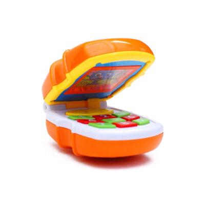 موبایل موزیکال هویلی تویز (Huile Toys)
