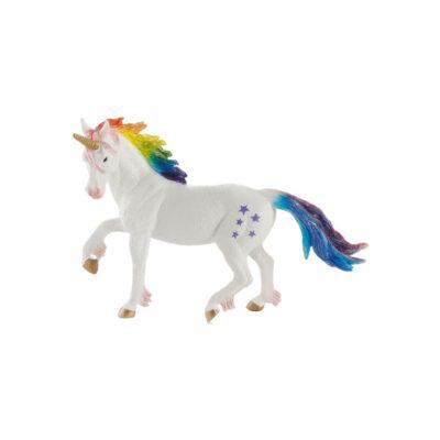 اسب تک شاخ رنگین کمان