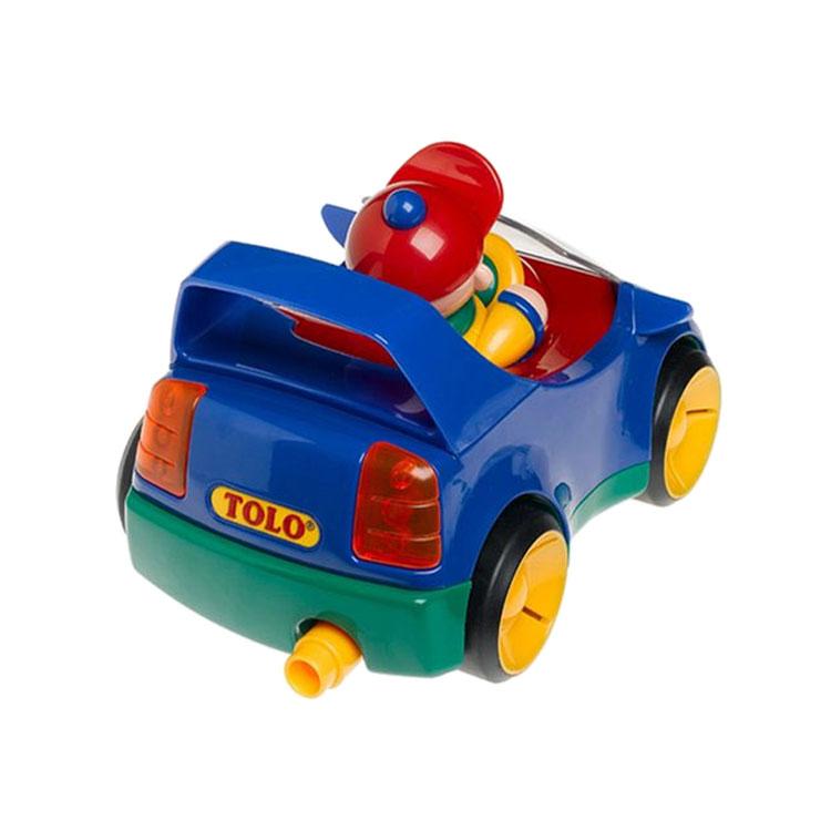 ماشین پسر