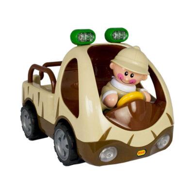 اسباب بازی Tolo مدل ماشین سافاری