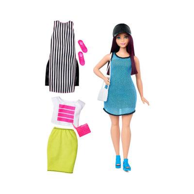 عروسک باربی مدل Fashionistas