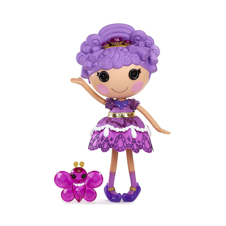 عروسک لالالوپسی مدل Cahrms Seven Carat
