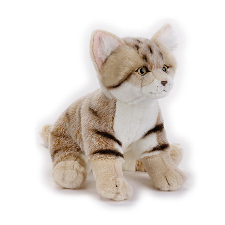 عروسک پولیشی گربه شنی Lelly سری National Geografic