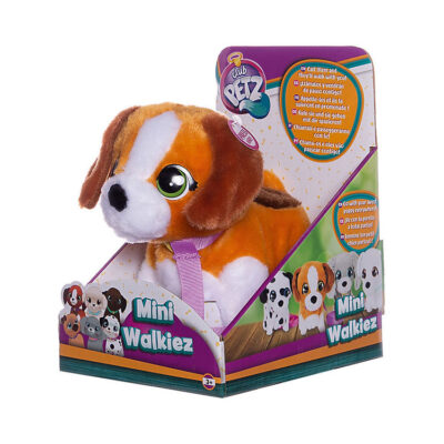 سگ Mini Walkiez مدل Beagle