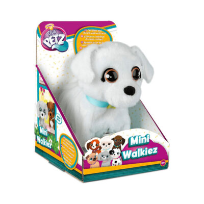 سگ Mini Walkiez مدل Bichon