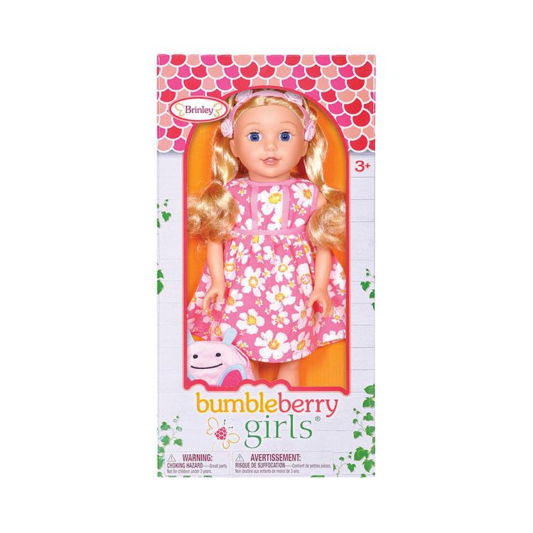 عروسک Lotus سری Bumbleberry Girls مدل Brinley
