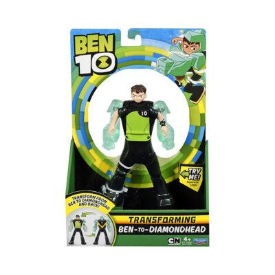 فیگور تبدیل شونده Ben 10 به Diamondhead