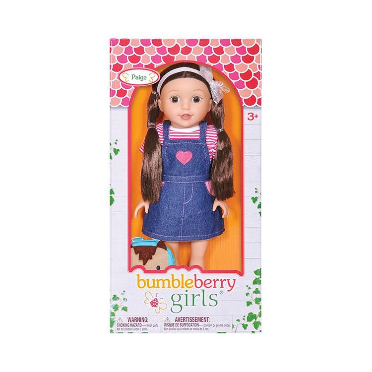 عروسک Lotus سری Bumbleberry Girls مدل Paige