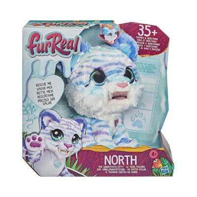 بچه ببر رباتیک نورث FurReal