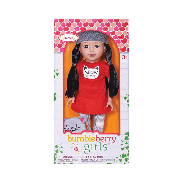 عروسک Lotus سری Bumbleberry Girls مدل Jaimee